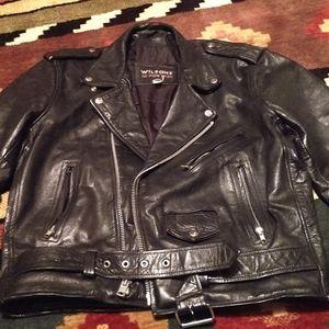 Wilsons Motorcycle Jacket